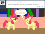 .Ask Twilight and Copycat #17 by Kendell2