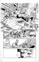 FEAR ITSELF HOMEFRONT1 Pg2 BW by mikemayhew