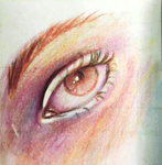 Eye by curiousSOUL