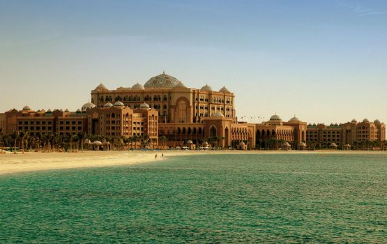 Emirates Palace by shamma83