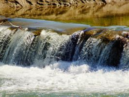 waterfall by spidergypsy