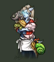 Pet Keeper Matron by Noxychu