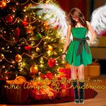 +The angel of Christmas. by AlergicToLove