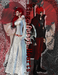 King and Queen of Hearts by GothGirl93