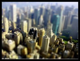NYC mini by budislav