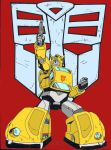 Bumble Bee by bdSilver
