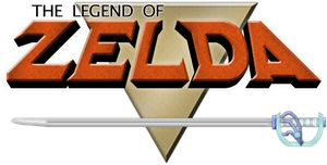 The Legend of Zelda Logo by BLUEamnesiac