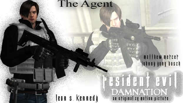 THE AGENT by REFanBoy2012