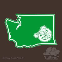 PNW:GB - WASHINGTON STATE (GRN) by btnkdrms