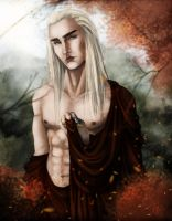 In the Fall of Mirkwood by RennaLorie