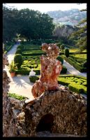 Quinta Real Gardens 2 by PauloOliveira