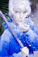 Holiday Matsuri : Jack Frost by stillreflection