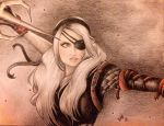 Rose Wilson/Ravager by Embleer-Frith0323