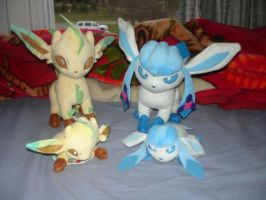 My Pokemon Plush by Sir-Genesis