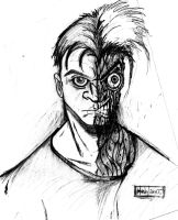 TWO-FACE by DesadesMachine