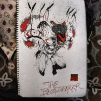 The BloodSeeker from Dota2 by Iggy452001