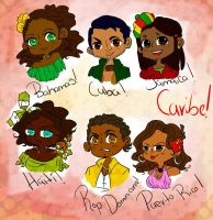 LM: Caribe by chibi098