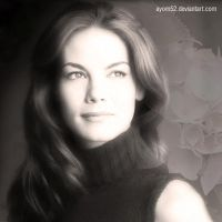 Michelle Monaghan by ayom52