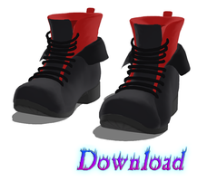 DOWNLOAD: Shoes - Boots Style 3 by InkedBunny