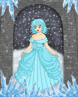 Ice Princess Negami :c: by izka197