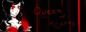 The Queen of Hearts by Izeila