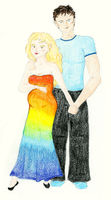 Briannon and Tobias by Curtana