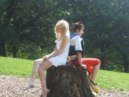 I Was A Teenaged Namine by andreamakesthings