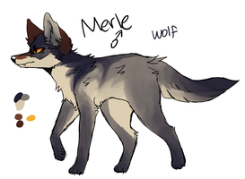 Merle by captyns