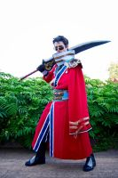Auron by Aniki-Fair