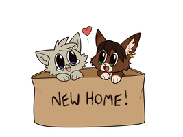 Moving In by HappyCrumble