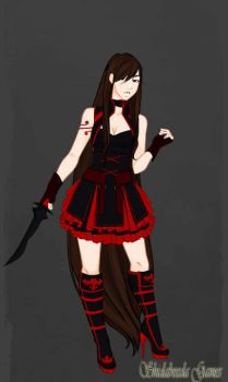 SAO Blood Dragons Outfit #3 by SEKA09