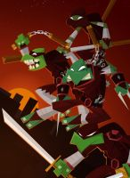 TMNT(final) by placitte2012
