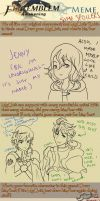 Fire Emblem Awakening Meme by JennyBound