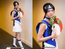 Sailor Sasuke Cosplay by SasukeDoppelganger