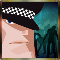 Cops vs. Zombies - App icon by send2owais