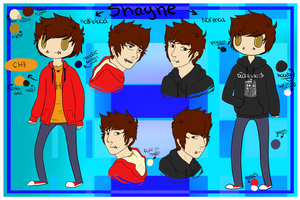 Shayne Ref 2014 - normal+halfblood by redandblackfennec