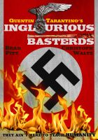 Inglourious Basterds by thedemonknight