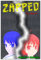 ZAPPED Volume 1 Cover by Dragoshi1