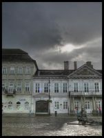 Rainly afternoon by jufe