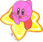 Kirby by dark-crystal-bearers