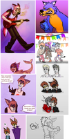 Art Compilation by Gamibrii