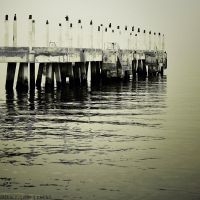 The Port Berth by artcreamz