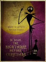 Nightmare before christmas by pongelektro