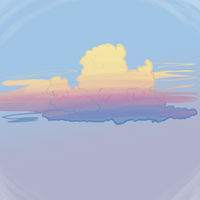 Sunset Clouds by Zjenka
