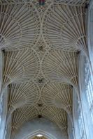 Bath Abbey Roof by Topaz172