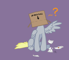 My mind is full of box by Blackfeathr