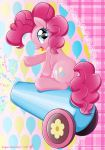 Pinkies Party Cannon by SugarcubeCake