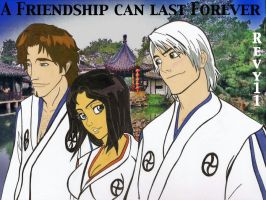 A Friendship Can Last Forever by Revy11