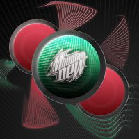 Mountian dew 1st entry by Mckitty07