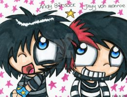 Andy With Jayy c: by Violent-Rainbow